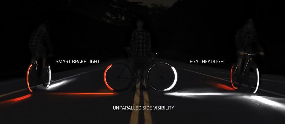 smart brake revolights